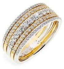 Bony Levy Women's Diamond Stack Ring (Nordstrom Exclusive)
