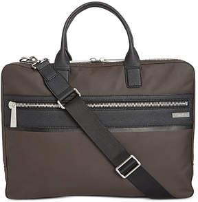 Calvin Klein Men's Twill Attache Messenger Bag