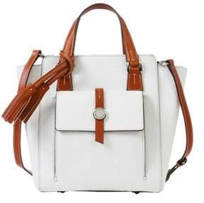Dooney & Bourke Cambridge Mini Shopper Tote. - WHITE - STYLE