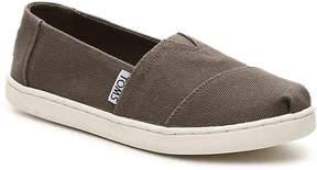 Toms Boys Alpargata Toddler & Youth Slip-On Sneaker