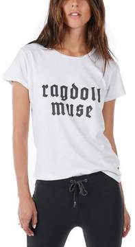 Ragdoll LA VINTAGE TEE Ragdoll Muse