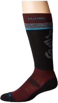 Globe Bormio Snow Socks Men's Crew Cut Socks Shoes