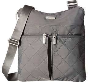 Baggallini - Quilted Horizon Crossbody with RFID Wristlet Cross Body Handbags