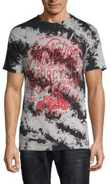 Affliction Twisted Cotton Tee