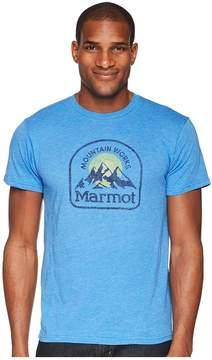 Marmot Short Sleeve Altitude Tee Men's T Shirt