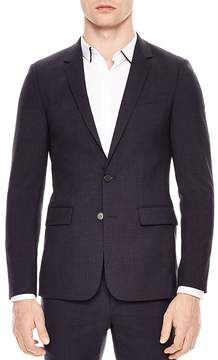 Sandro Micro Slim Fit Sport Coat