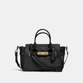 COACH Coach Swagger - LIGHT GOLD/BLACK - STYLE
