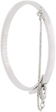 Eddie Borgo safety chain bracelet