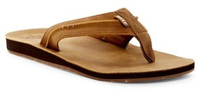 Reef Marbea Leather Flip Flop