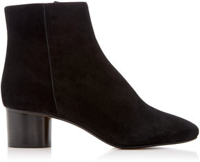 Isabel Marant Danay Suede Ankle Boots