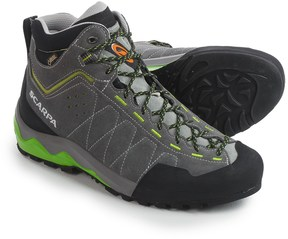 Scarpa Tech Ascent Gore-Tex® Hiking Boots - Waterproof (For Men)
