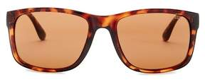 GUESS Men's Square Sunglasses