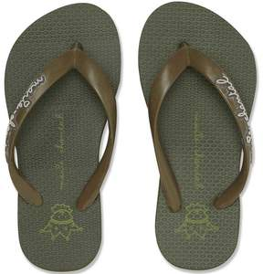 Marie Chantal Boys Flip Flop - Khaki