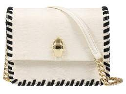 Class Roberto Cavalli White/black Milano Bag Medium Milano Rmx 0.