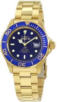Invicta Diver Pro Blue Dial Men's Watch