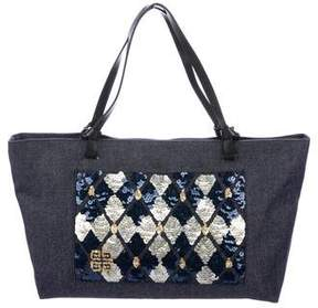 Givenchy Sequin Embellished Tote