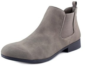 American Rag Womens Desyre Closed Toe Ankle Chelsea Boots, Charcoal, Size 9.0.