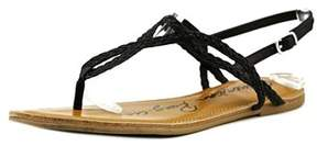 American Rag Womens Akeira Split Toe Casual T-strap Sandals.