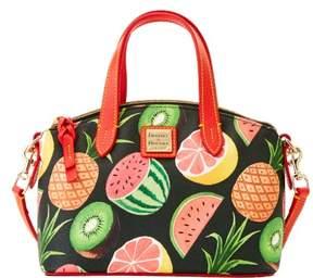 Dooney & Bourke Ambrosia Ruby Bag Top Handle Bag - BLACK - STYLE