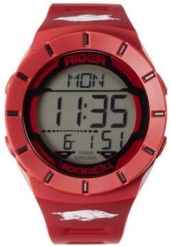 Rockwell Kohl's Arkansas Razorbacks Coliseum Chronograph Watch - Men