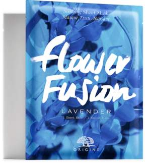Flower Fusion Lavender Soothing Sheet Mask