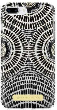 Trina Turk Translucent Apple Phone Case - Black - iPhone 6 Plus/6S Plus/7 Plus/8 Plus