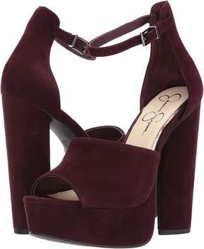Jessica Simpson Elin High Heels