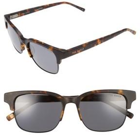 Ted Baker Men's 54Mm Polarized Sunglasses - Black