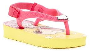 Havaianas Snoopy Sandal (Baby, Toddler, & Kids)