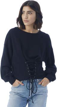 Alternative Apparel NYTT Riley Corset Sweatshirt