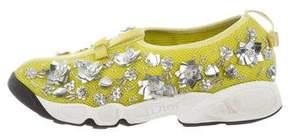 Christian Dior 2016 Fusion Embellished Sneakers