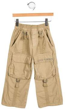 Ikks Boys' Cargo Straight-Leg Pants w/ Tags