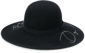 Eugenia Kim Do Not Disturb trilby hat
