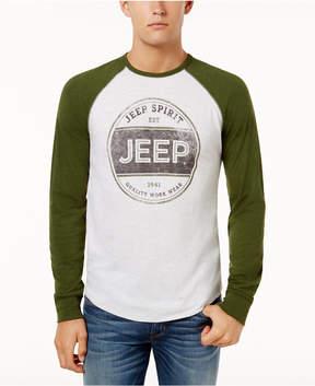 Lucky Brand Men's Jeep-Print T-Shirt