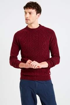 Jack Wills Ditteridge Donegal Crew Neck Sweater