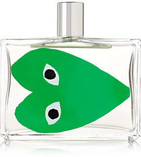 Comme des Garcons Play Green Eau De Toilette - Mint & Lime, 100ml