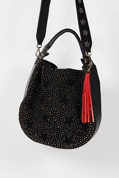 Aurora Studded Hobo by Free People