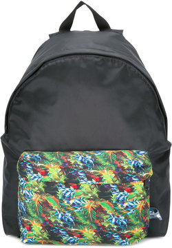 Fefè tropical print backpack