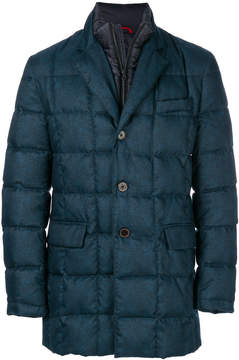 Fay internal layer padded jacket
