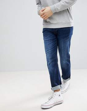 Esprit Straight Jeans In Blue