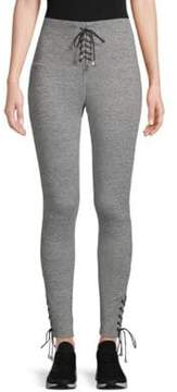 Electric Yoga The It Lace-Up Leggings