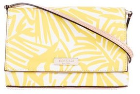 Kate Spade Leather Crossbody Bag - WHITE - STYLE