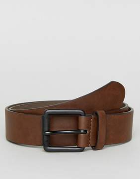 French Connection Casual Leather Belt