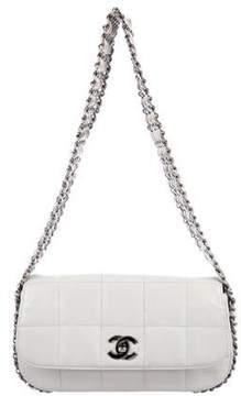 Chanel Multichain Square Quilt Flap Bag