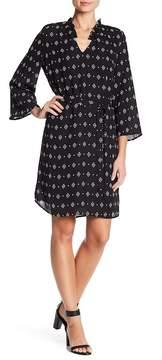 ABS by Allen Schwartz Collection Print Shift Dress