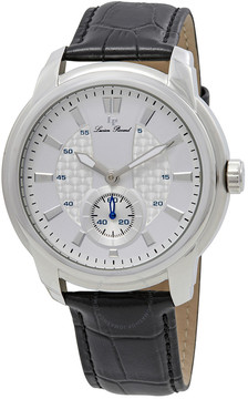 Lucien Piccard Duval Silver Dial Men's Watch