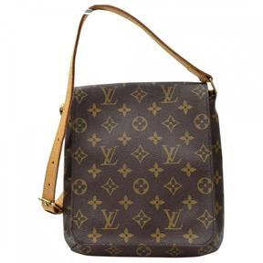 Louis Vuitton Salsa cloth crossbody bag - BROWN - STYLE