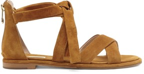 Sole Society Clover Ankle Tie Sandal