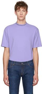 Acne Studios Blue Gojina Dyed T-Shirt
