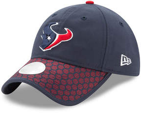 New Era Women's Houston Texans Sideline 9TWENTY Cap